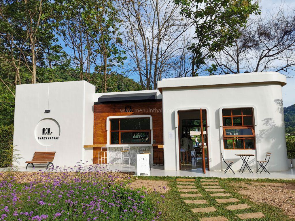 El Cafe เมนู คาเฟ่น่านั่งเขาใหญ่
